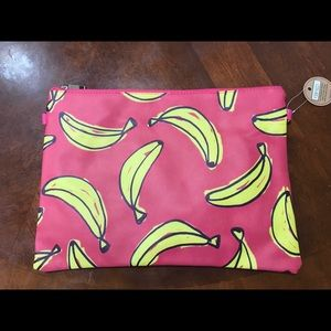 Traveling/make up bag. Brand new with tags